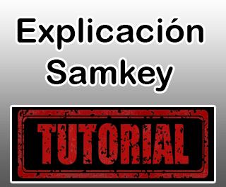 Explicación de samkey