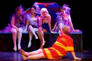 Ariadne auf Naxos, Role: Najade. OperaBox 2016