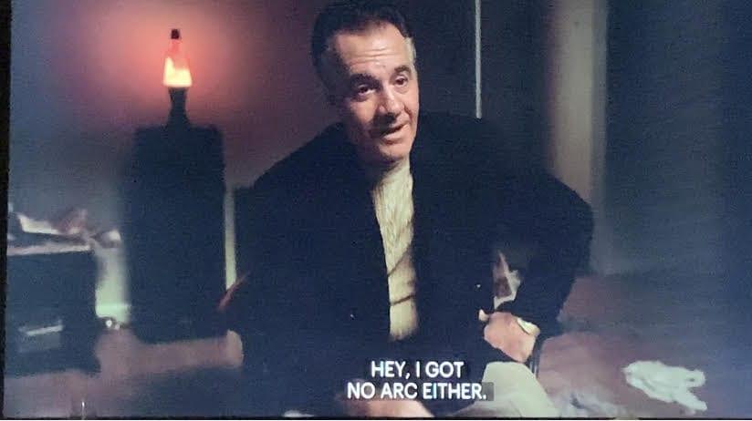 Paulie Walnuts in Sopranos Season One