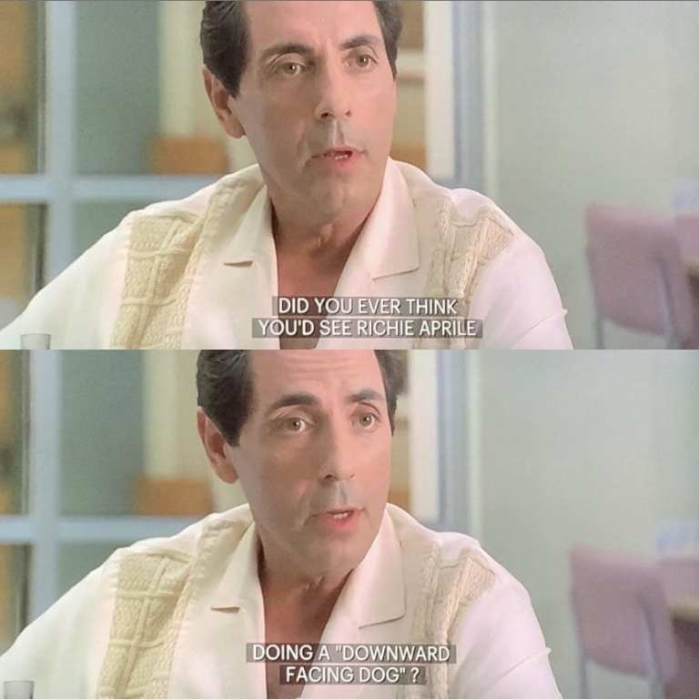 Richie Aprile in ToodleOo