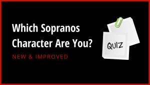 The Sopranos Character Quiz