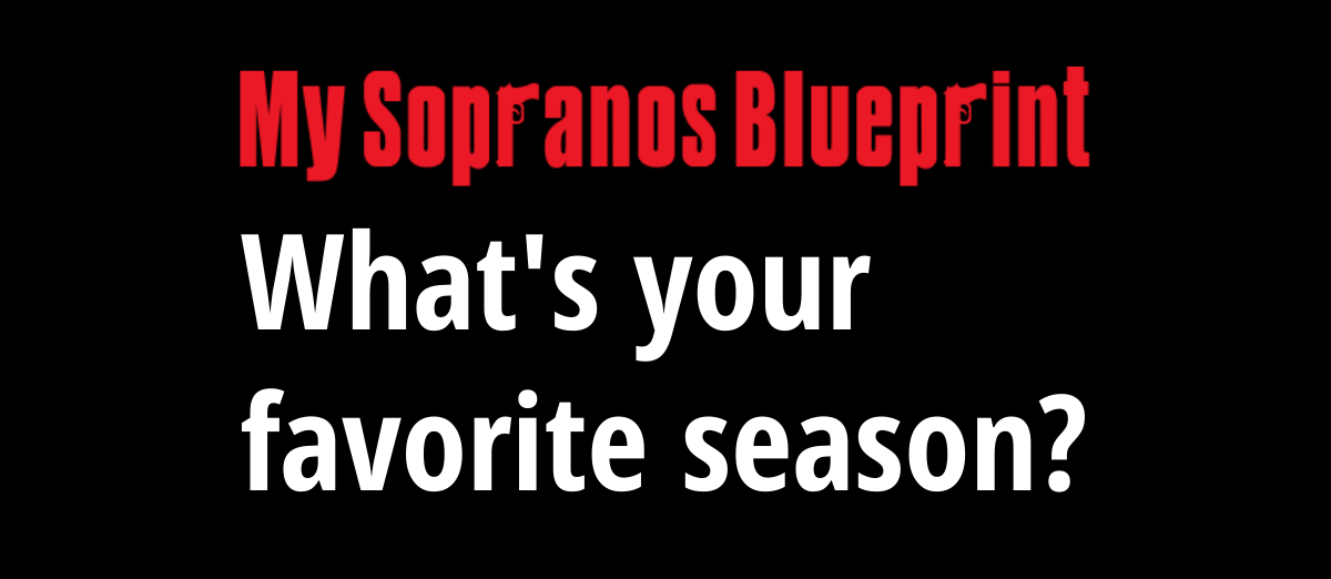 Sopranos season poll