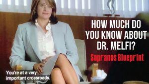 dr. melfi quiz cover image