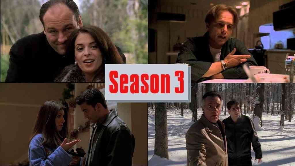 The Sopranos March Madness Season 3