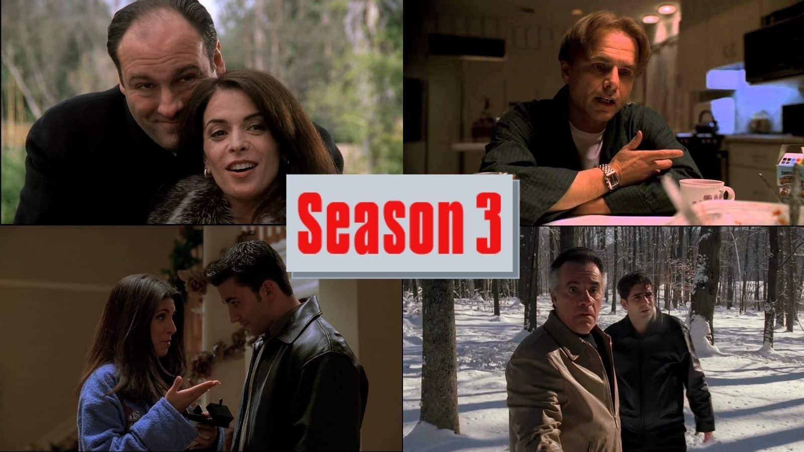 Sopranos season 3 trivia cover image