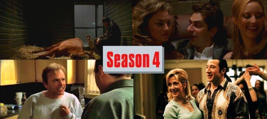 The Sopranos March Madness Season 4