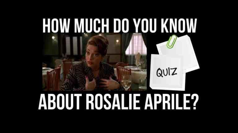 rosalie aprile quiz cover image