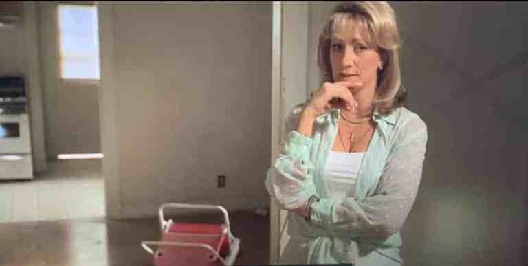 Carmela Soprano is warning Tony not to be in a bad mood for their party.