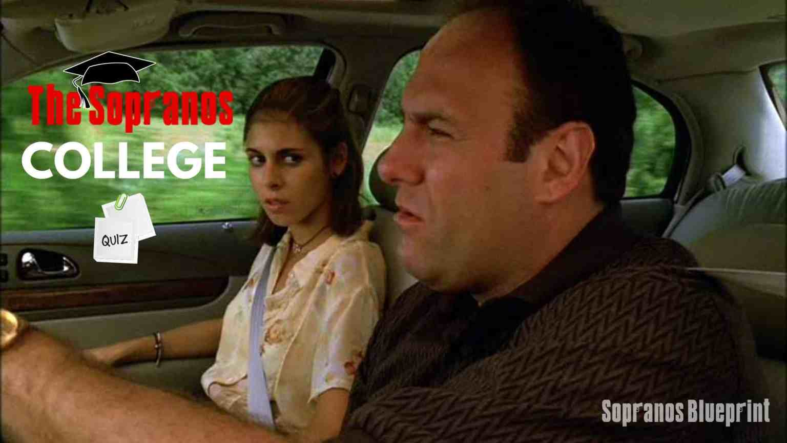 """The Sopranos Trivia – How Much Do You Know About """"College""""?"""