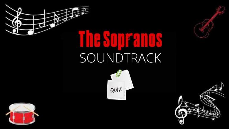 sopranos music quiz cover page
