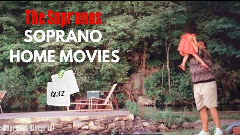 soprano home movies quiz cover page
