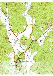 Topo Map 2