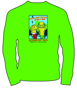 2014 Soque RIver Ramble TShirt