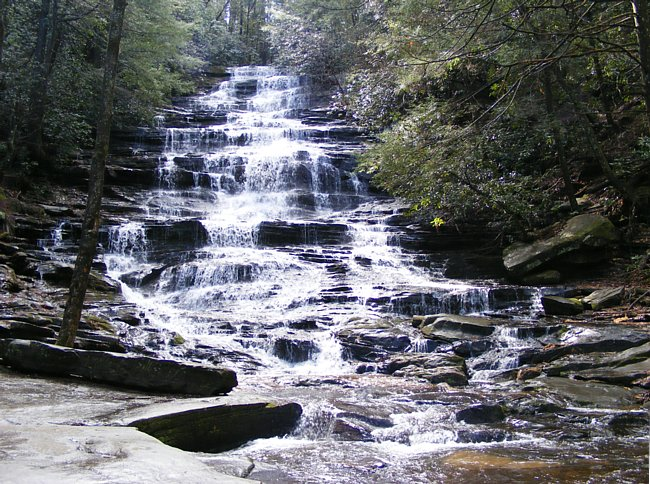 Hiking Trails and Waterfalls