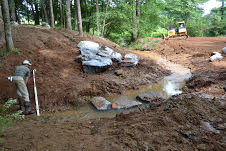 Licklog Creek Restoration project