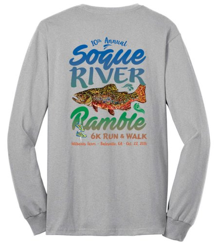 2016 Soque River Ramble T-Shirt!