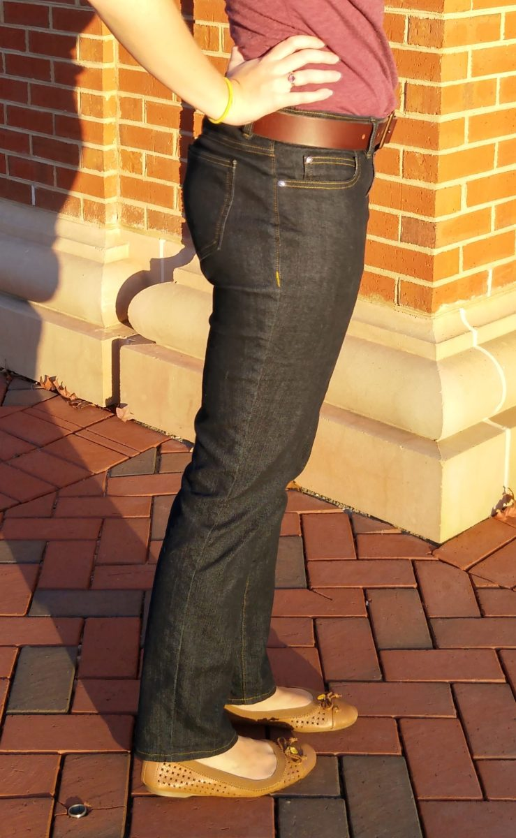 Ginger Jeans - take one!