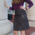 lace pencil skirt - simplicity 1465 | basic stitch