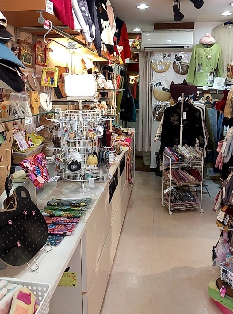 『ねこの大五郎』店内2
