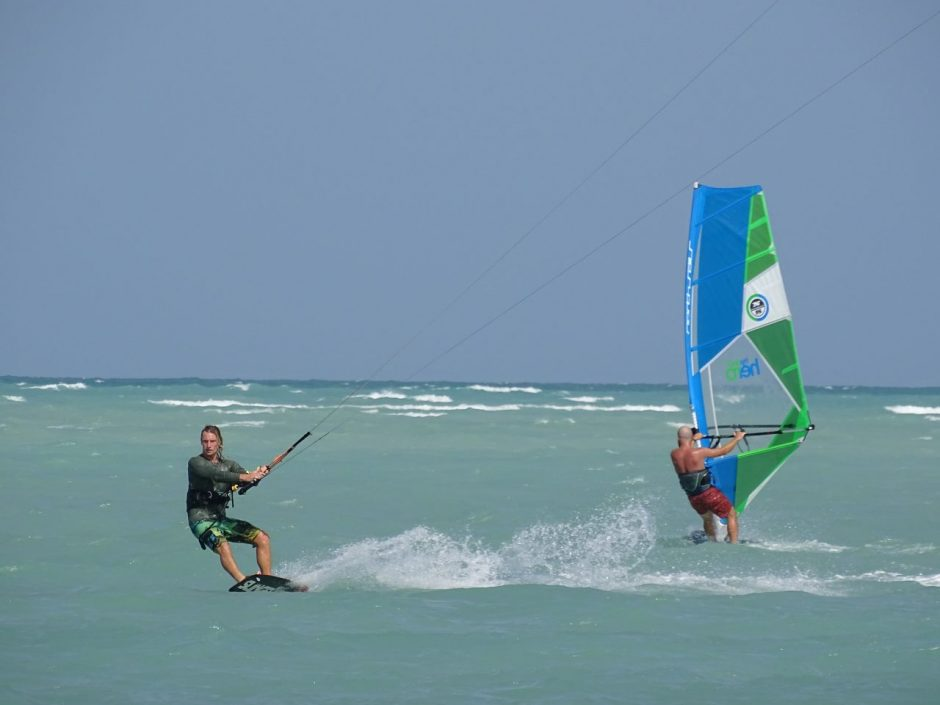 Kite surf doha