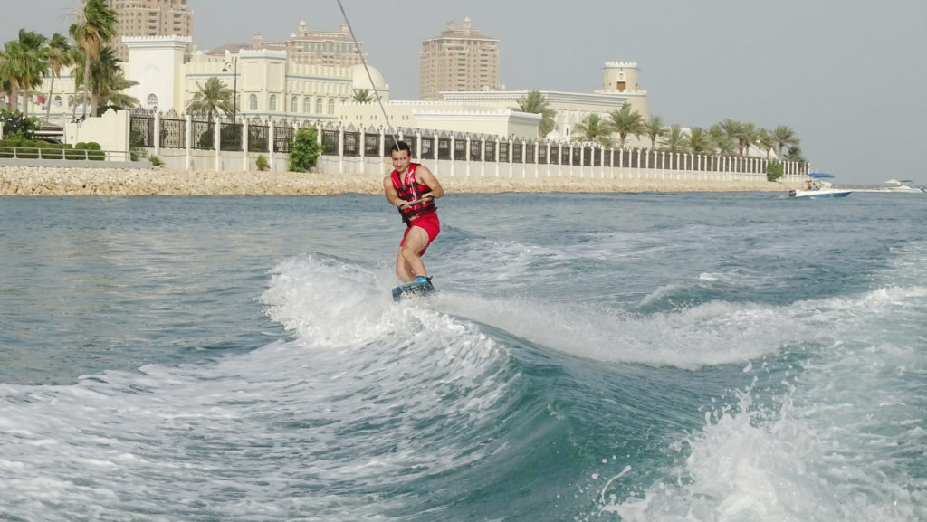 Wakeboard Canal Doha