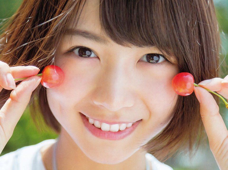 北野日奈子ちゃんって学年で一番かわいい女子って感じがいいよね