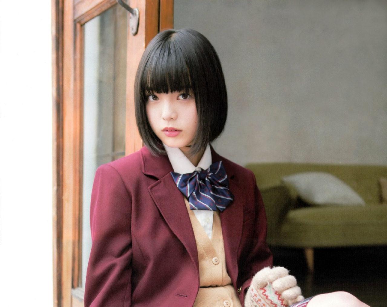 【欅坂46】平手友梨奈、ド派手「金〇」姿で登場www