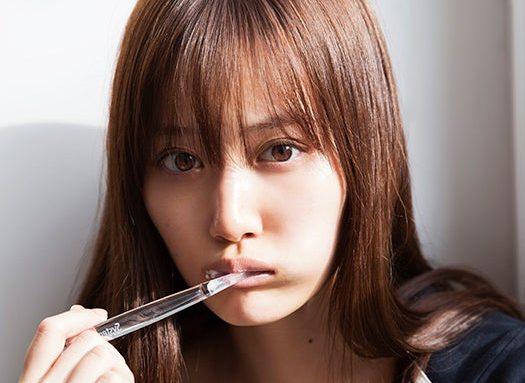 【美乳】山下美月ちゃん、超絶美肌の谷間セクシーショット解禁www