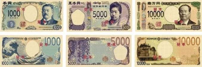 円 歴代 千 札