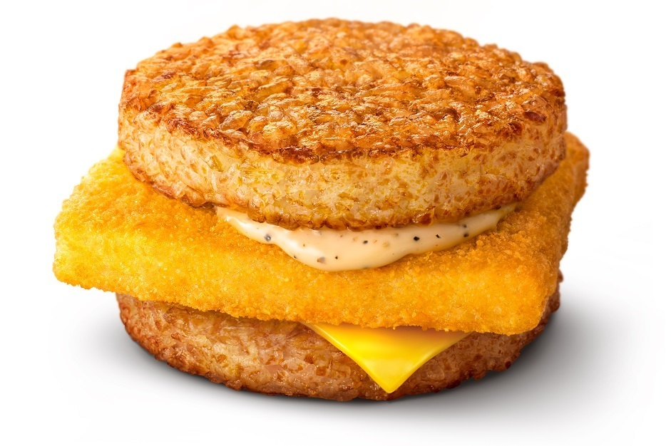 McDonald's Japan expands rice burger menu with first-ever rice fish burger, two more options