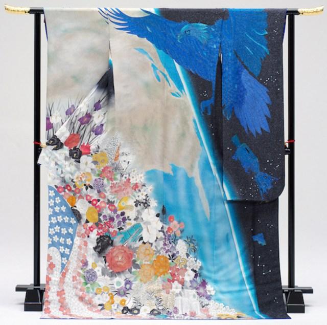 Уникальное кимоно 34