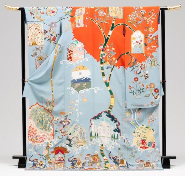 Уникальное кимоно 31