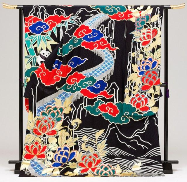 Уникальное кимоно 19