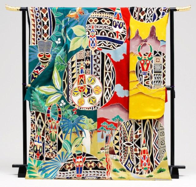 Уникальное кимоно 17