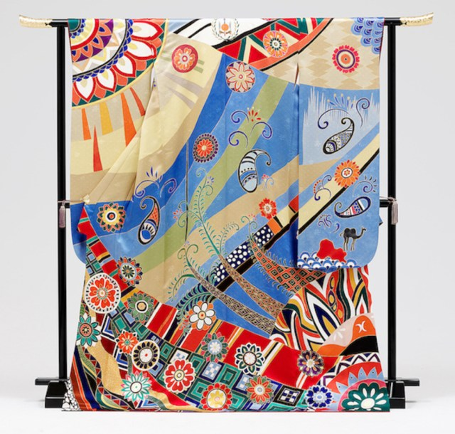 Уникальное кимоно 22