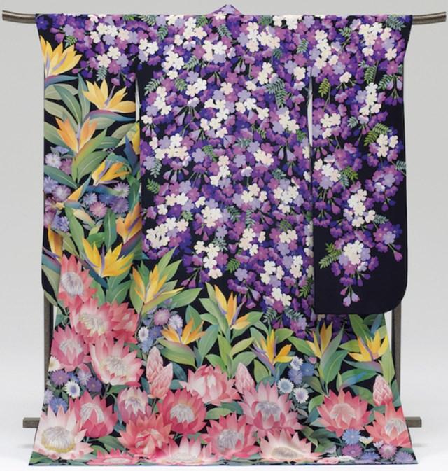 Уникальное кимоно 52