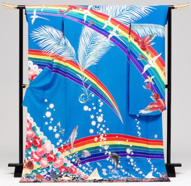 Уникальное кимоно 24