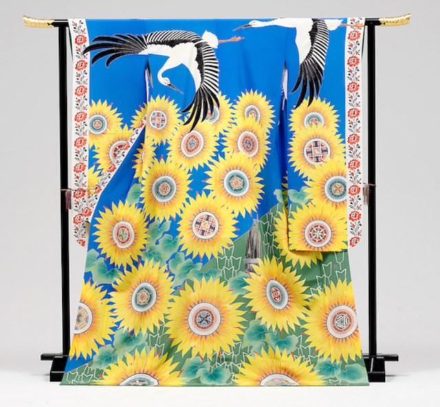 Уникальное кимоно 60