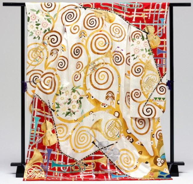 Уникальное кимоно 13