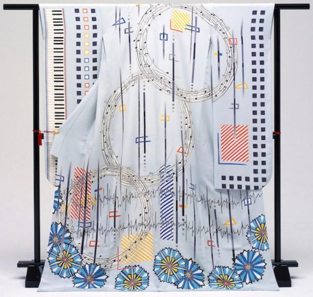 Уникальное кимоно 27