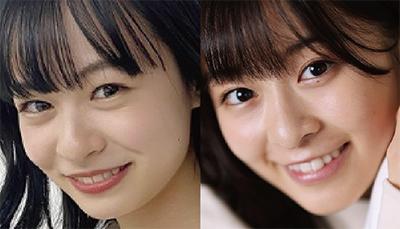 【比較画像】莉子と森七菜が「似てる」を検証!見分け方のポイントは?