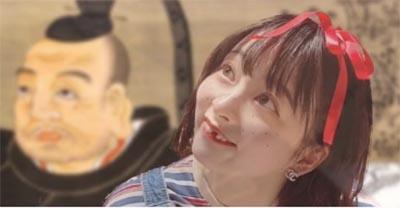 加藤乃愛の変顔画像04