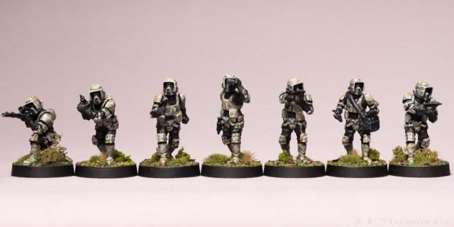 Scout Troopers for Web-2