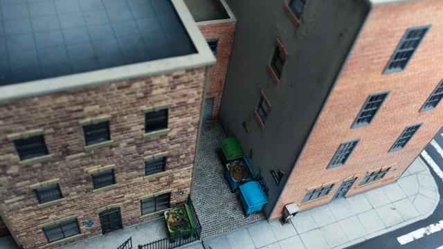 Urban Terrain 2 Tiles