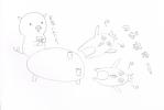 6/13 サビアン双子座22度「田舎踊り」