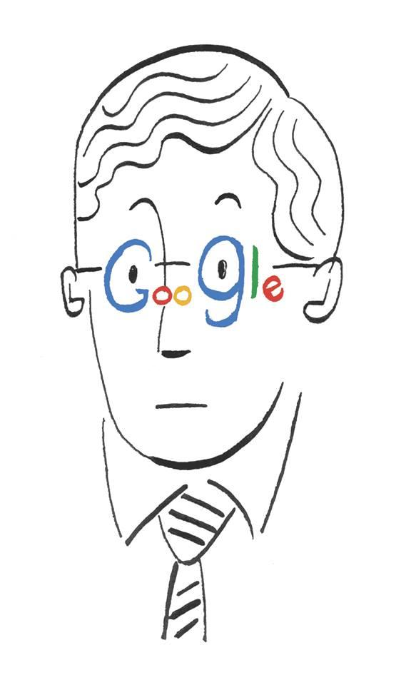 おしゃれなイラストレーター豊島宙が描いたgoogleのイラスト