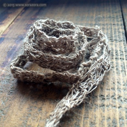 Nettle Crochet Tape