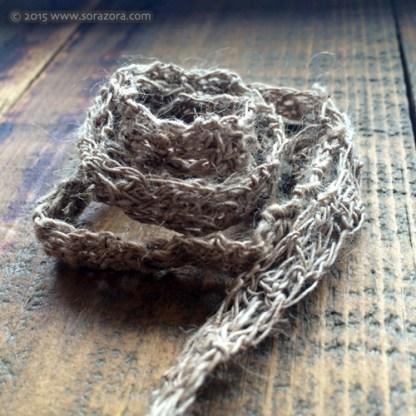 Nettle Crochet Tape
