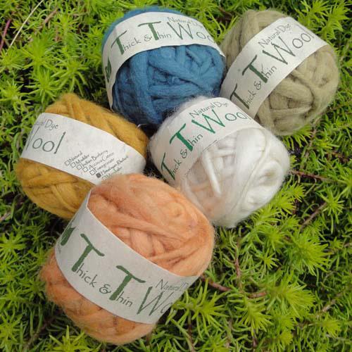 Thick & Thin Wool