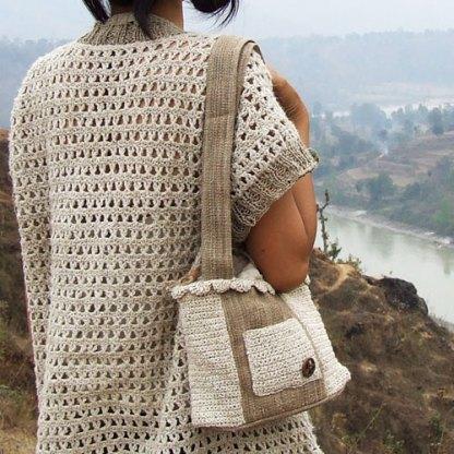 Nettle Handbag